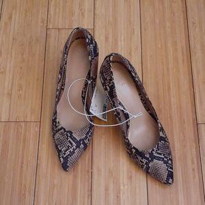 H&M Leopard Shoes